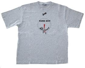 "T-shirt No Sense ""Time Out"" SUPERREA 55%"