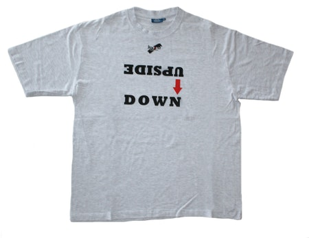 "T-shirt No Sense ""Upside Down"" SUPERREA 55%"