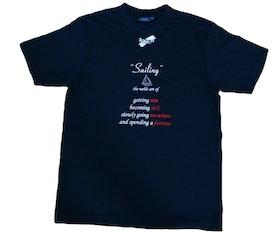 """T-shirt No Sense """"Sailing"""" REA"""