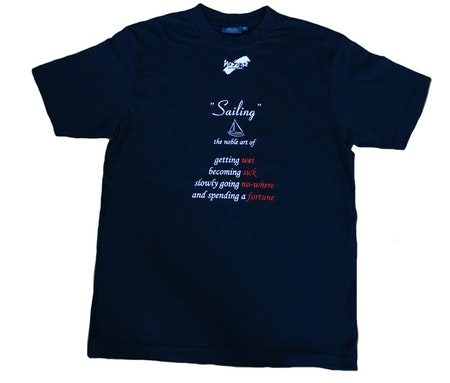 "T-shirt No Sense ""Sailing"" REA"