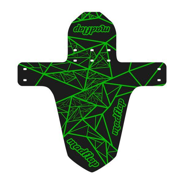 MadGeometric - Black Grön