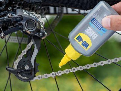 WD-40 Bike Wet Lube 100ml