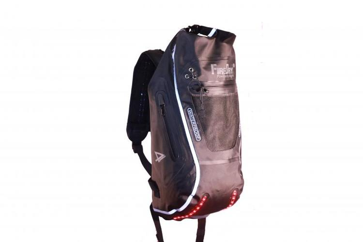 4light FireDry Backpack 20L Black/Black