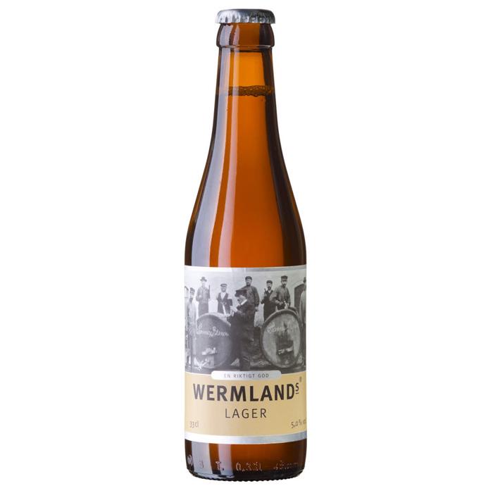 Wermlands Brygghus Lager 3,5 %