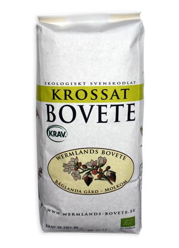 Wermlands Bovete, Bovetekross 2 kg