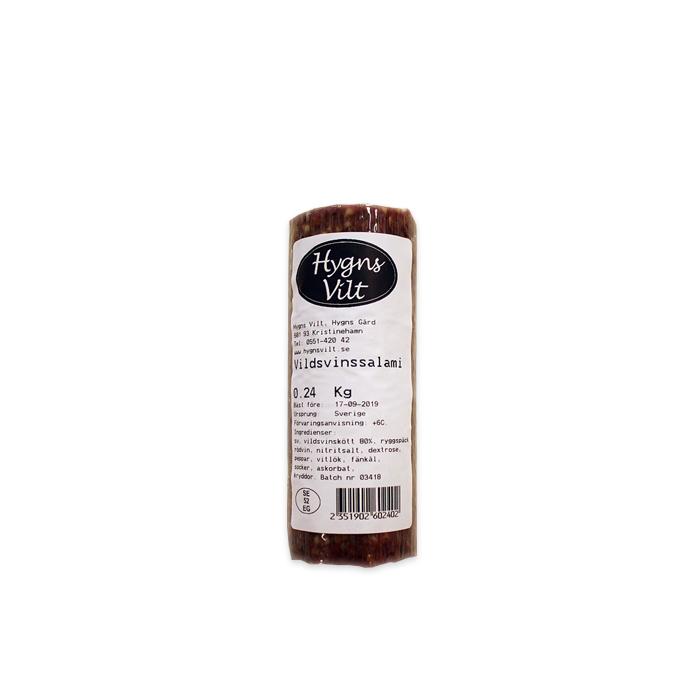 Vildsvinssalami ca 270 g