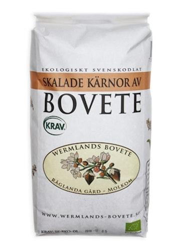 Wermlands Bovete, Skalade Kärnor 2 kg