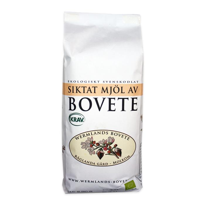 Wermlands Bovete, Siktat Bovetemjöl 2 kg