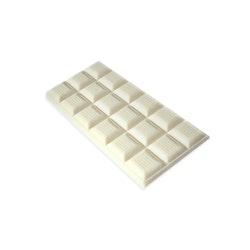 Naturpralinen vit chokladkaka 100 g, olika smaker