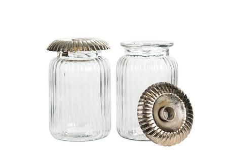 Ljushållare/Glasburk