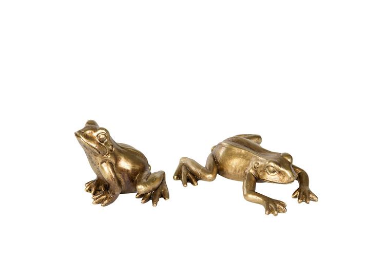 Groda guld o silver