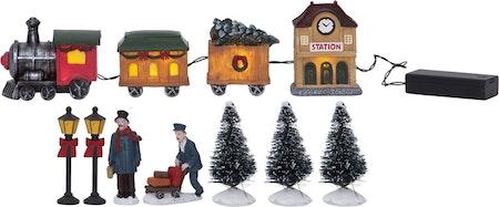 Tåg/stations by