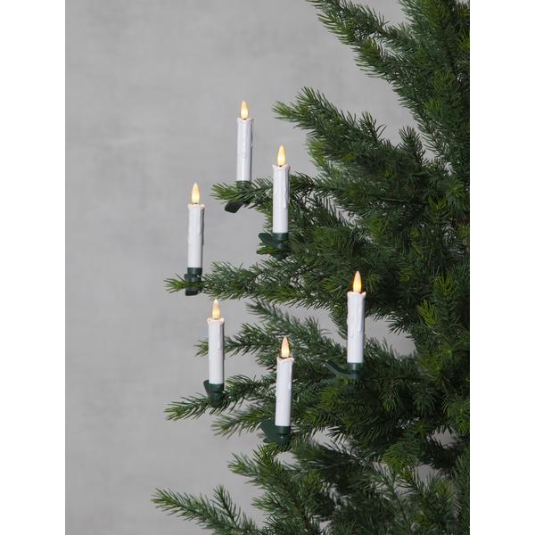 Julgransljus led trådlös