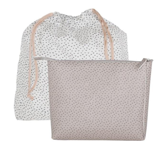 Väska/Neccesär Rosa