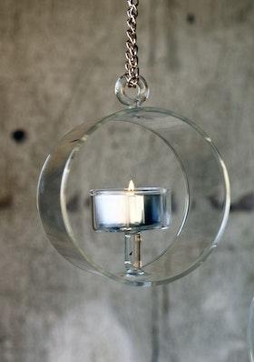 Ljuslykta glas