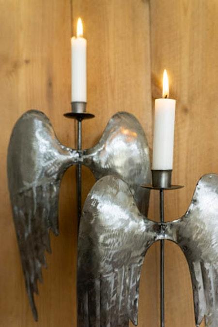 Ljusstake ängelvingar