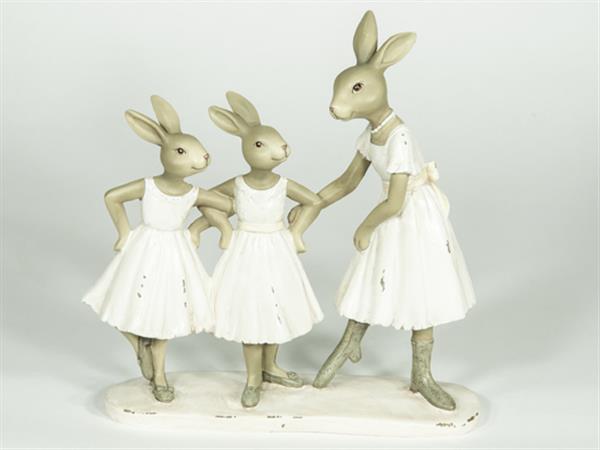 Dansande kaniner