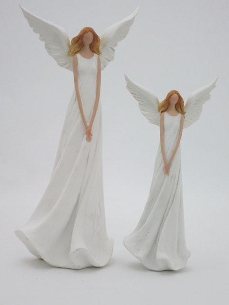 Ängel Lilja vit