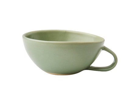 Mindre kopp olika färger