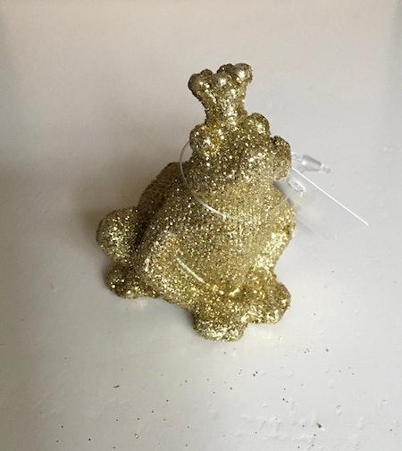 Guldfärgade grodor
