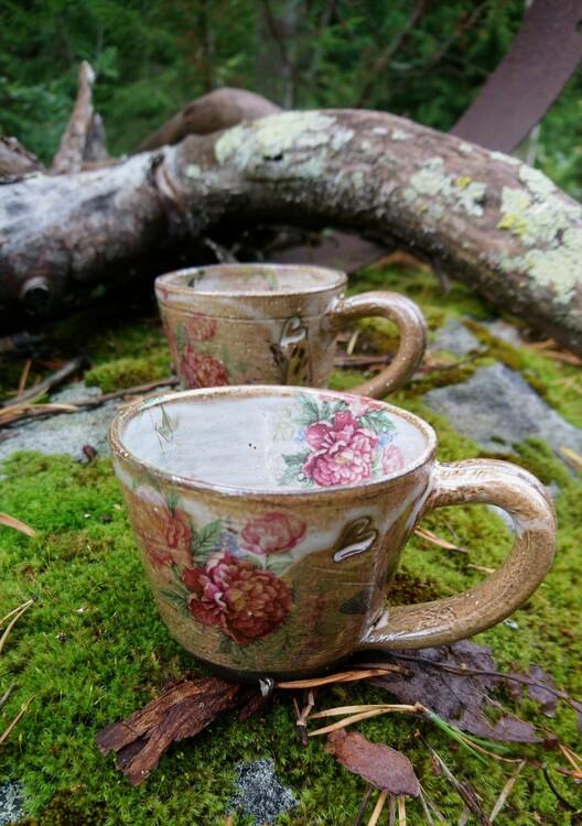 Blommor & Blader Kaffe