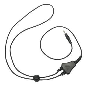 Halsslinga Soundscope - Rak kontakt
