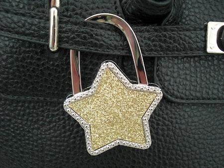 """Väskhängare/ Väskkrok """"Star"""""""