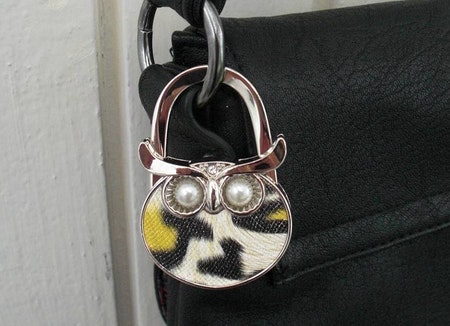 "Väskhängare/ Väskkrok ""Owl"""