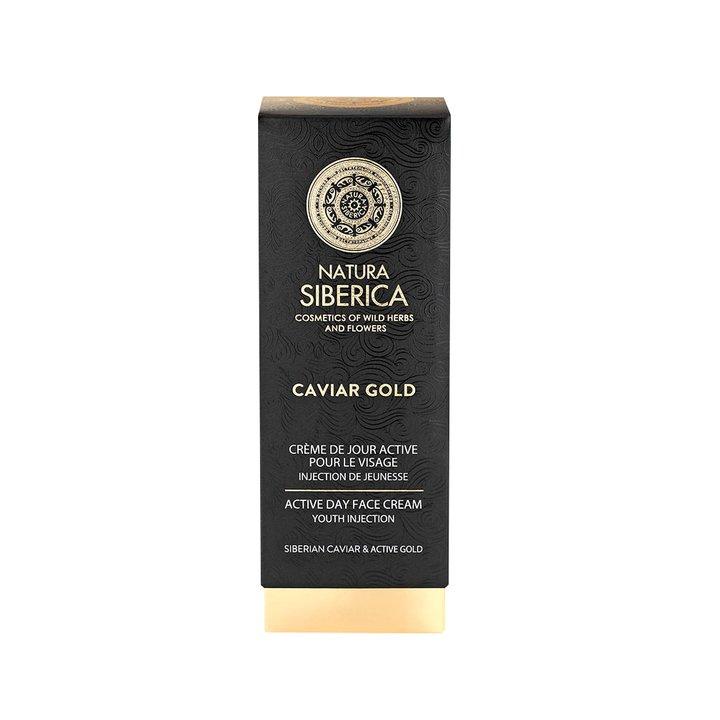Natura Siberica Caviar Gold Youth Injection Föryngrande ansiktsserum