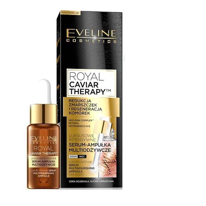 Royal Caviar Therapy ™ Ampullserum