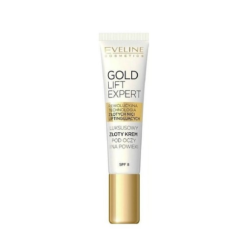 Eveline Gold Lift Expert Strong Anti-Wrinkle Firming Eye Cream