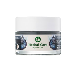 Herbal Care Avgiftande kräm - svart ris