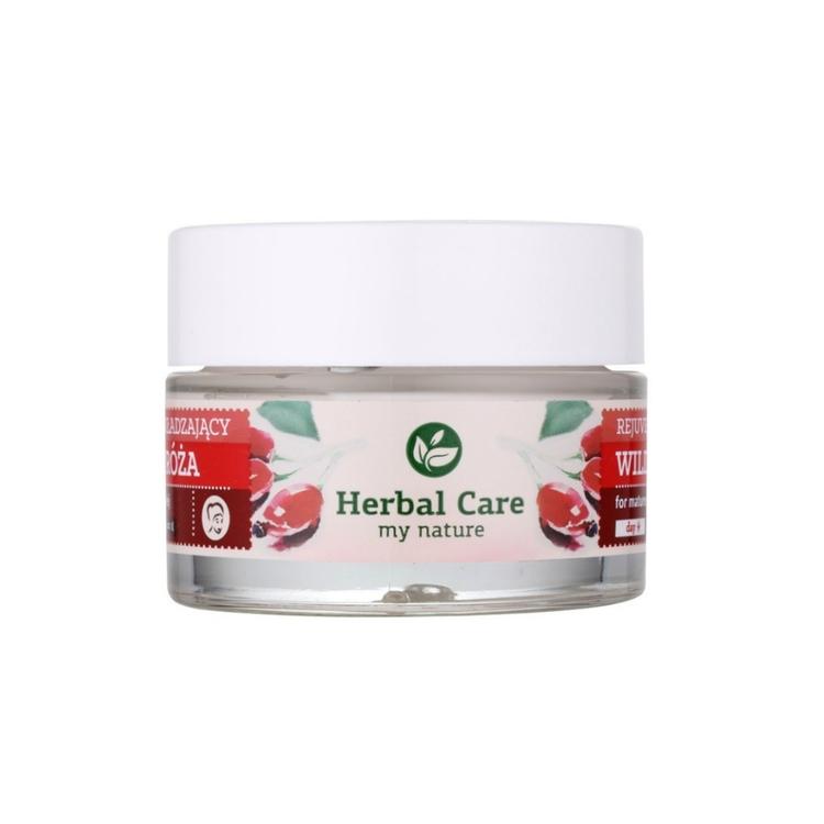 Herbal Care Anti-rynk och stärkande Dag/Nattkräm