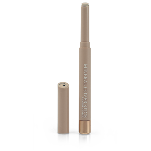 Mineral cover stick - Nr 2 Beige