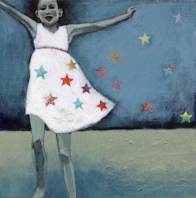 """""""Jag har stjärnor på min klänning"""""""