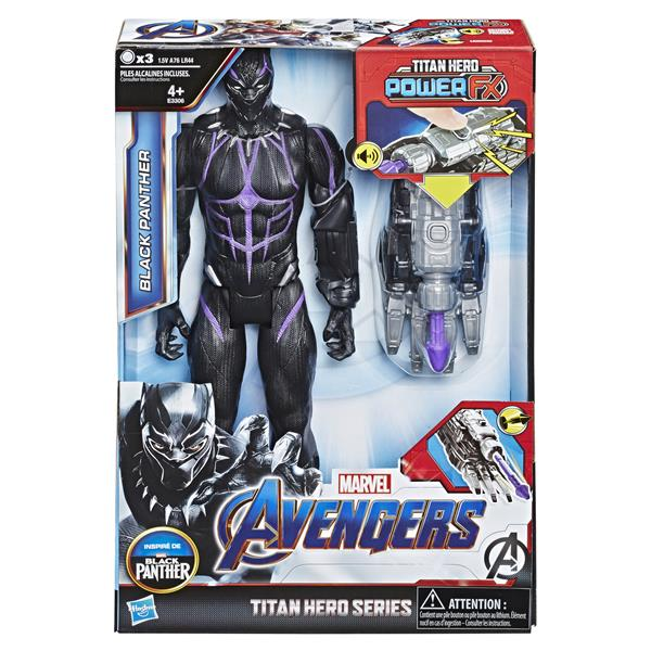 Black Panther - Titan Hero Power FX 2.0