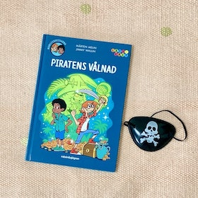 Piratens vålnad (Monsterdeckarna 2)