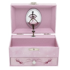 Nia ballerina Speldosa - Dressing table