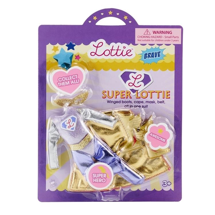 Super Lottie (tillbehör Lottie-serien)
