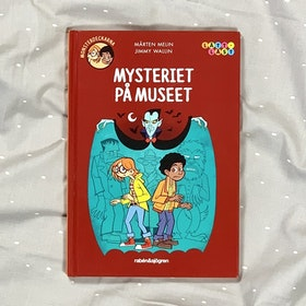 Mysteriet på museet (Monsterdeckarna 1)