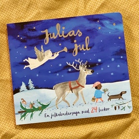 Julias jul (julkalenderbok)