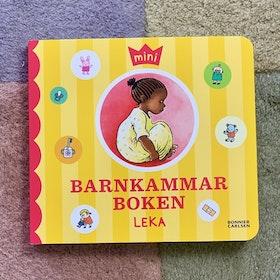 Minibarnkammarboken - LEKA