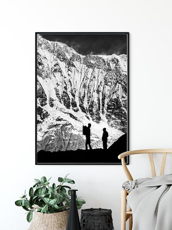 Trekkers Conversation Poster