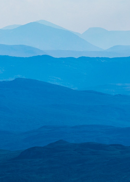 Layers of Jämtland Poster