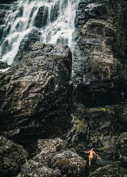 Norwegian Shower Poster