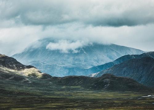 Jotunheimen Views Poster