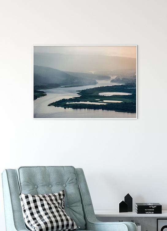 Åresjön Poster