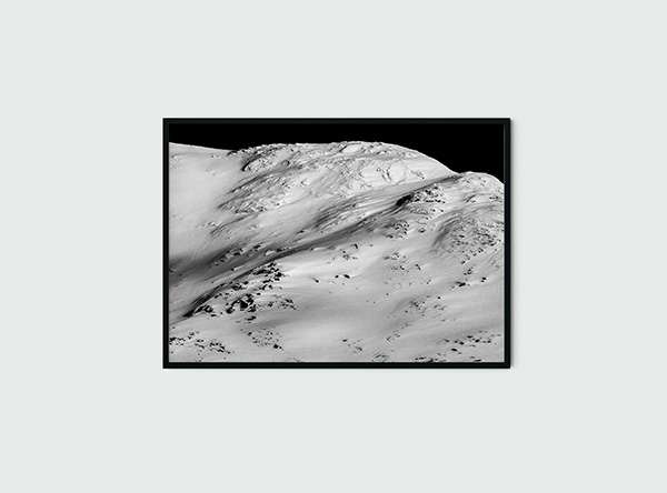 Snowdress Poster
