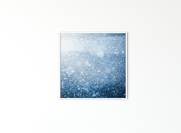 Snowfall SQ Poster