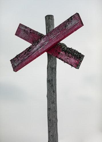 Ledkryss Ottsjö Poster
